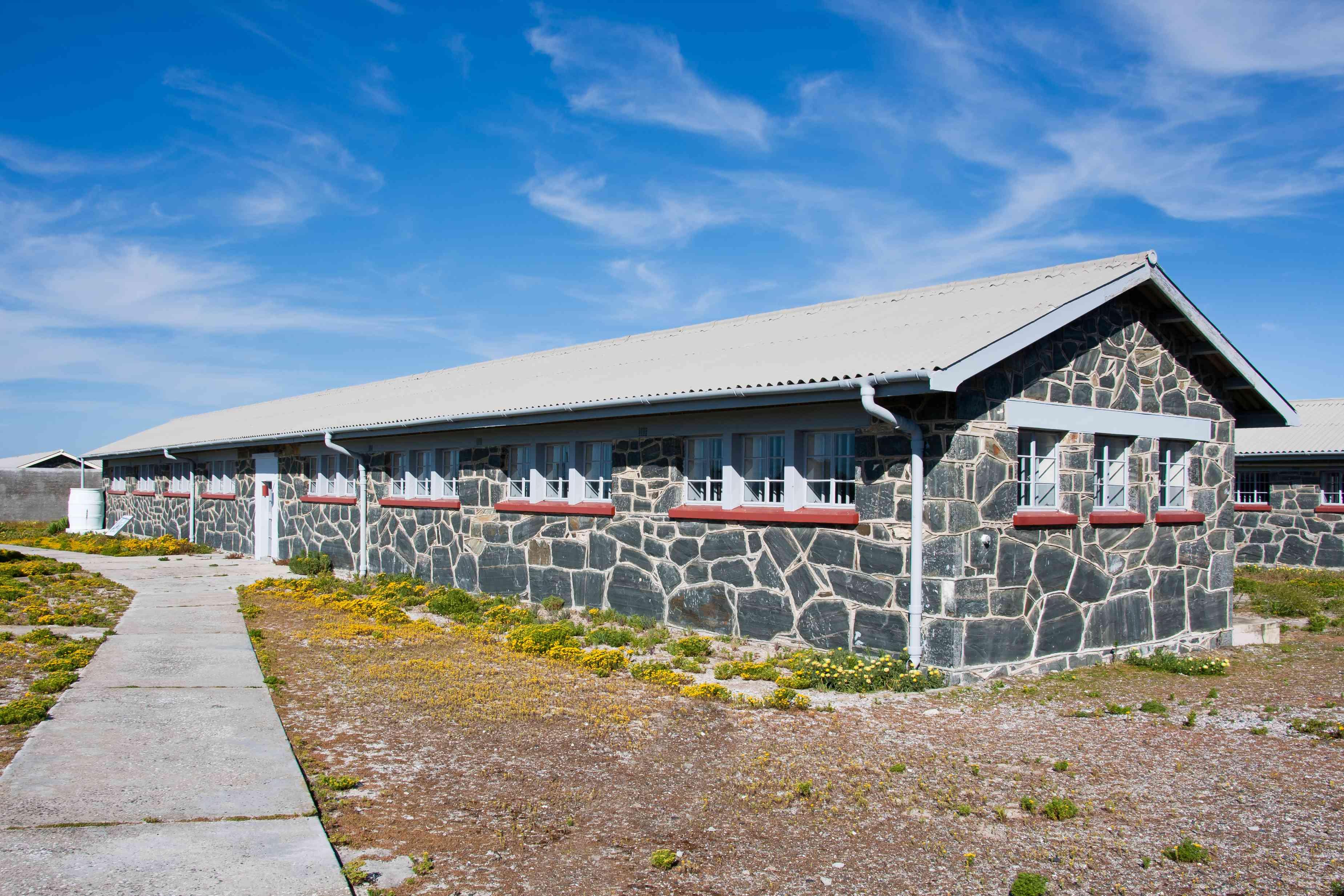 Prison Barrack on Robben Island