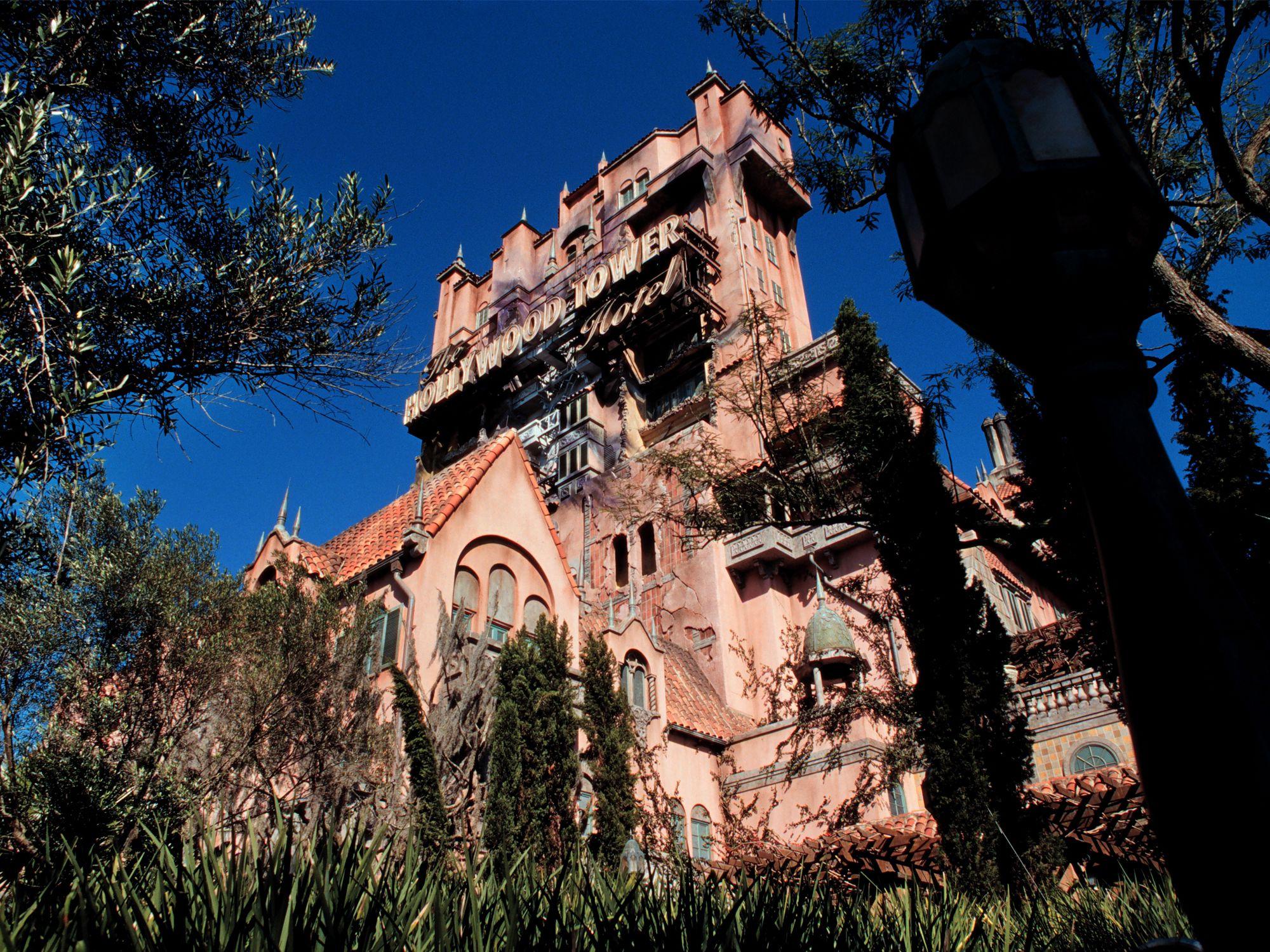 Disney S Twilight Zone Tower Of Terror Ride Review