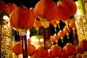 Hong Kong Chinese New Year