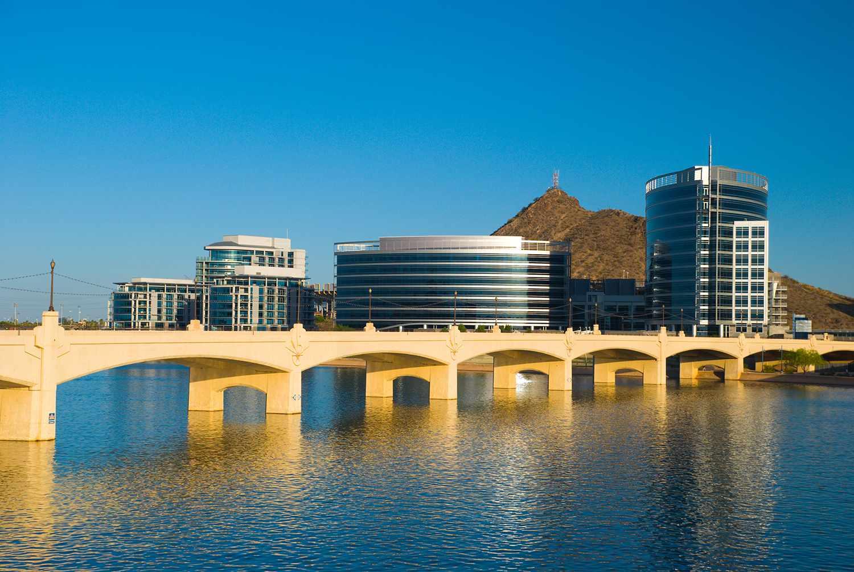 The Phoenix suburb