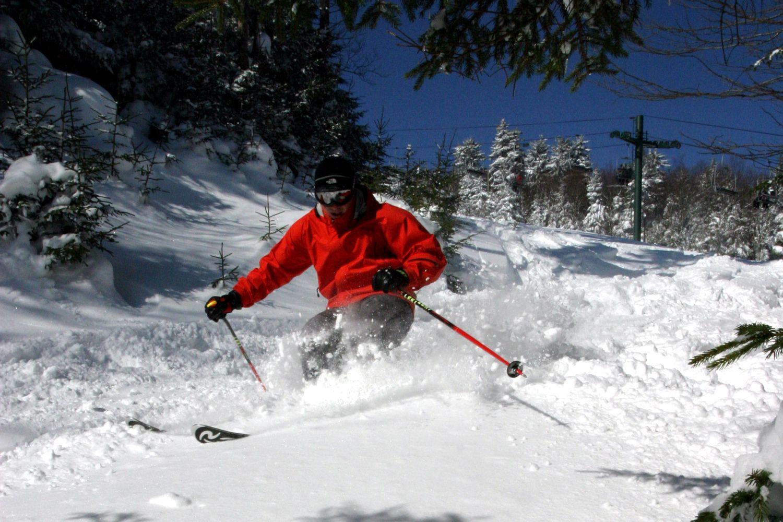 ski resorts in the southeastern united states