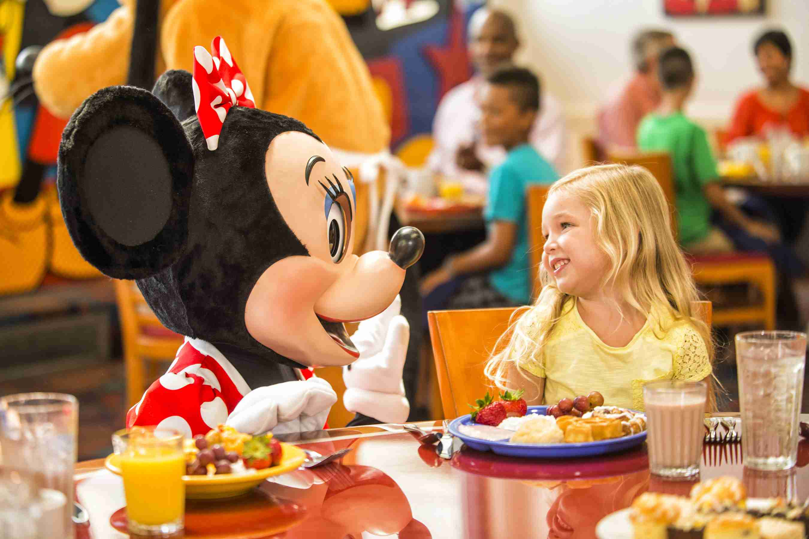Best Character Meal Chef Mickey S