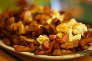 Montreal's best poutine includes La Banquise