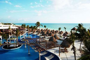 Excellence Playa Mujeres from outside
