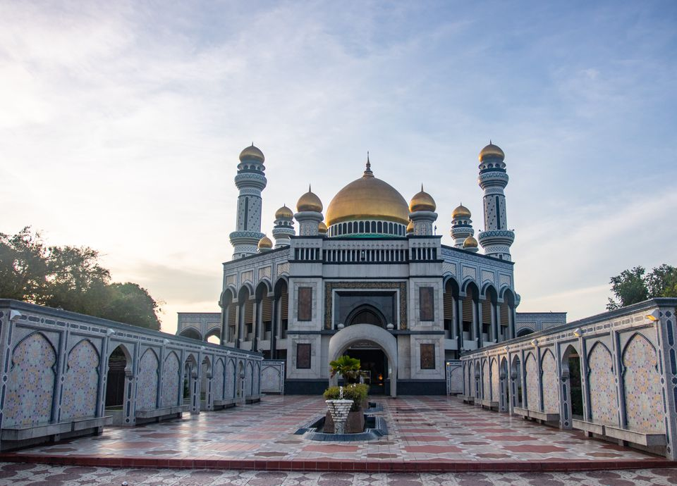 Palace in Brunei