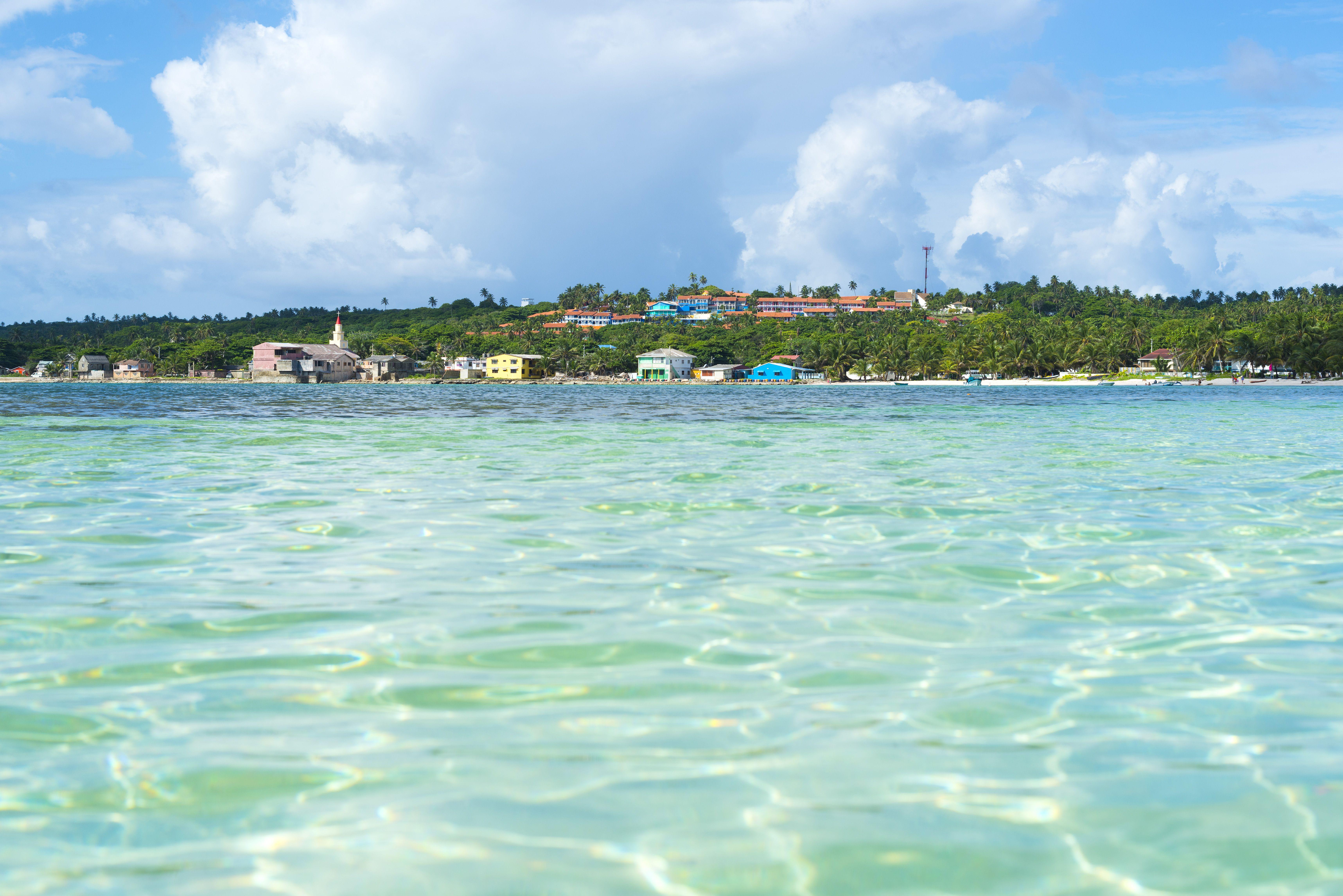 San Andres Island, Caribbean Sea, Colombia