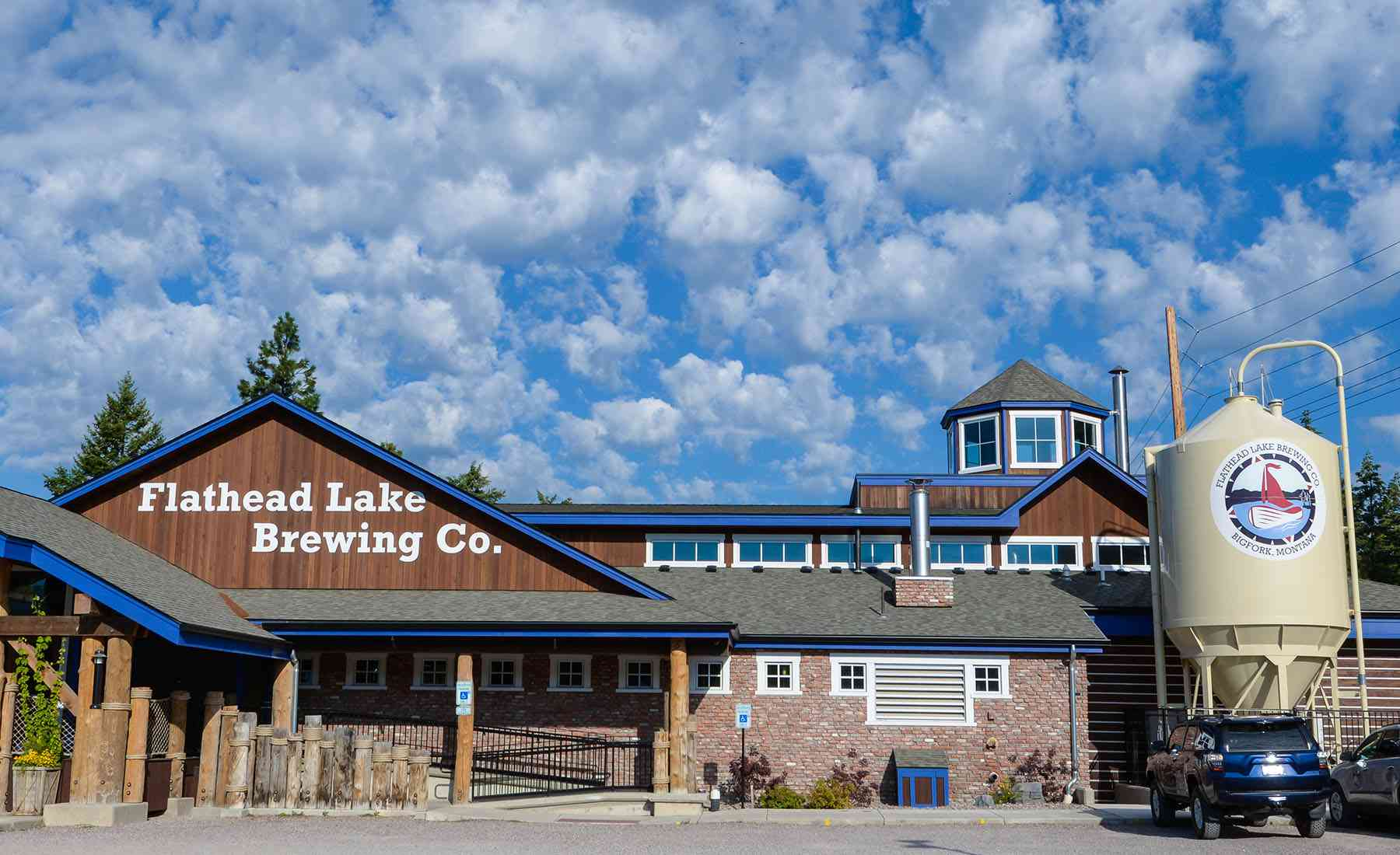 Flathead Lake Brewing Co.
