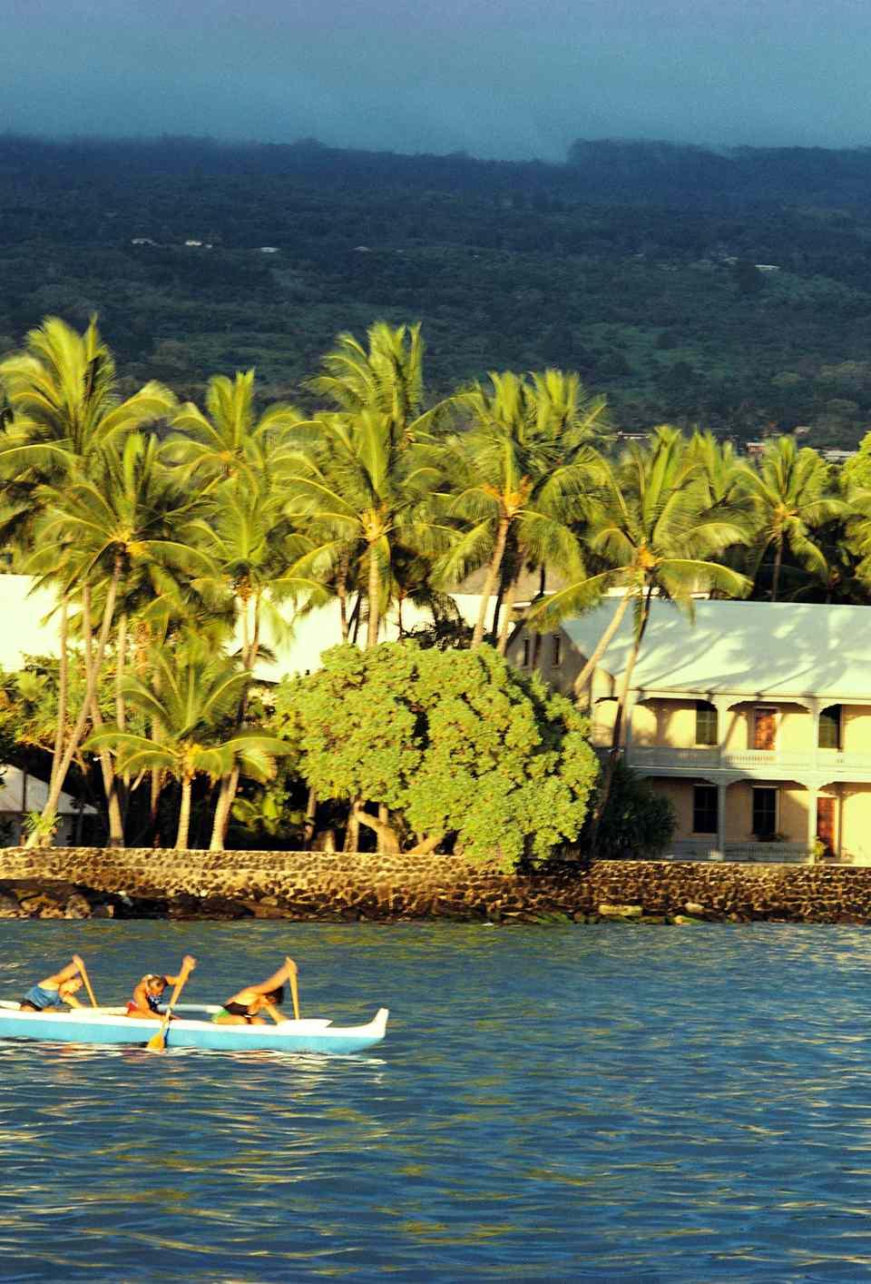 Kailua-Kona, Hawaii Island