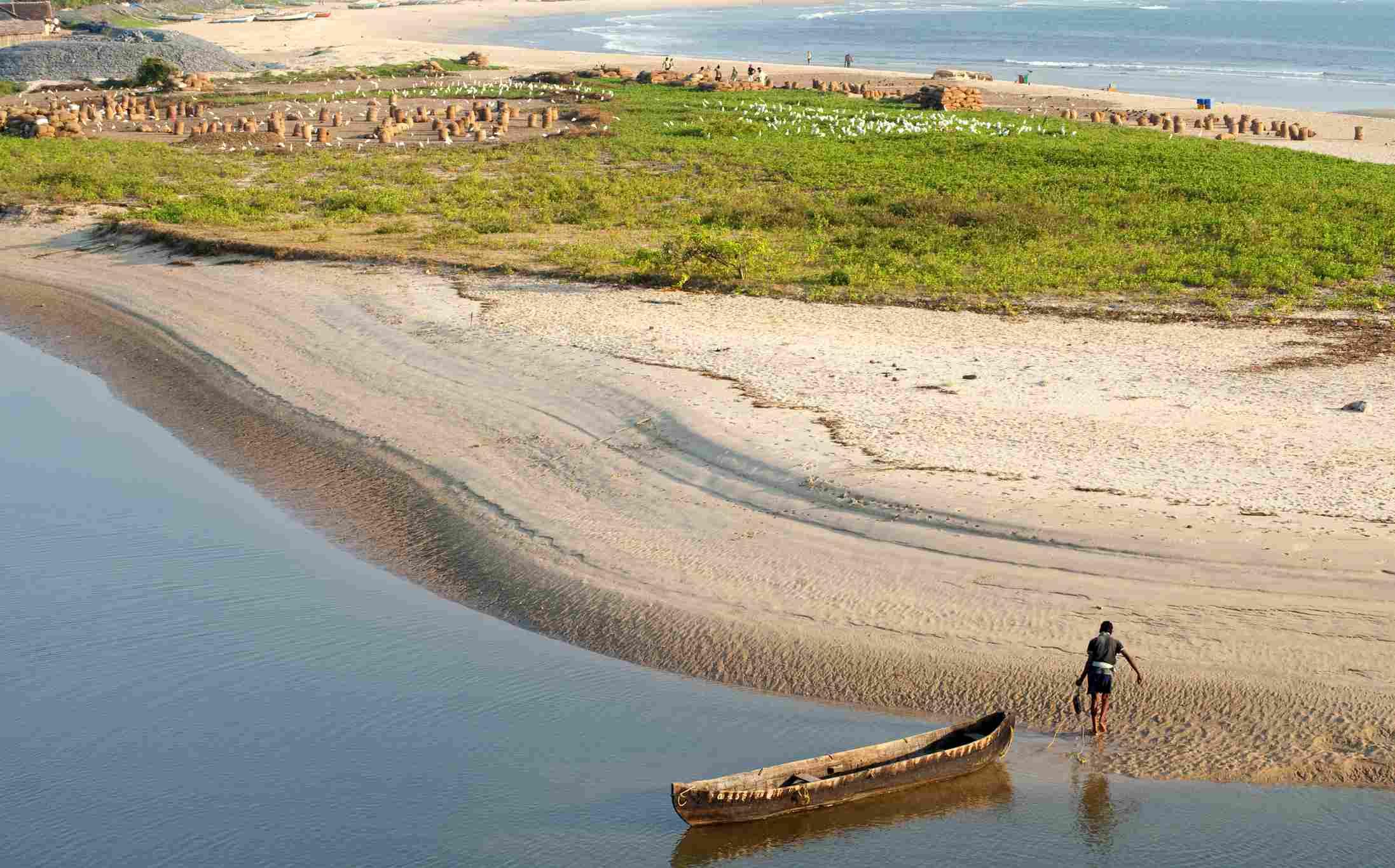 Fisherman at Vengurla