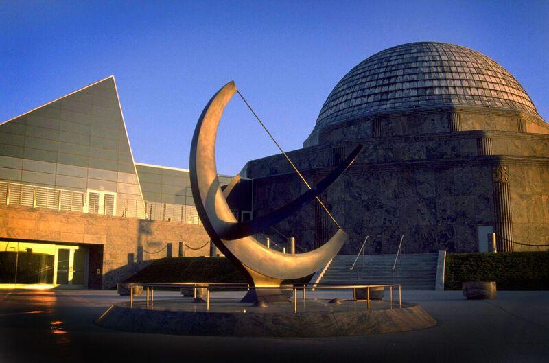 Planetarium Chicago - Adler Planetarium