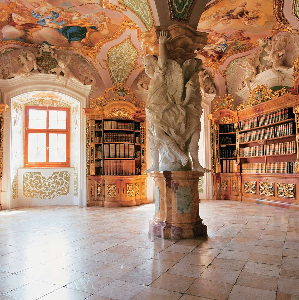 Germany\'s Most Beautiful Libraries