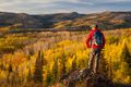 Hiking in Steamboat Springs, Colorado