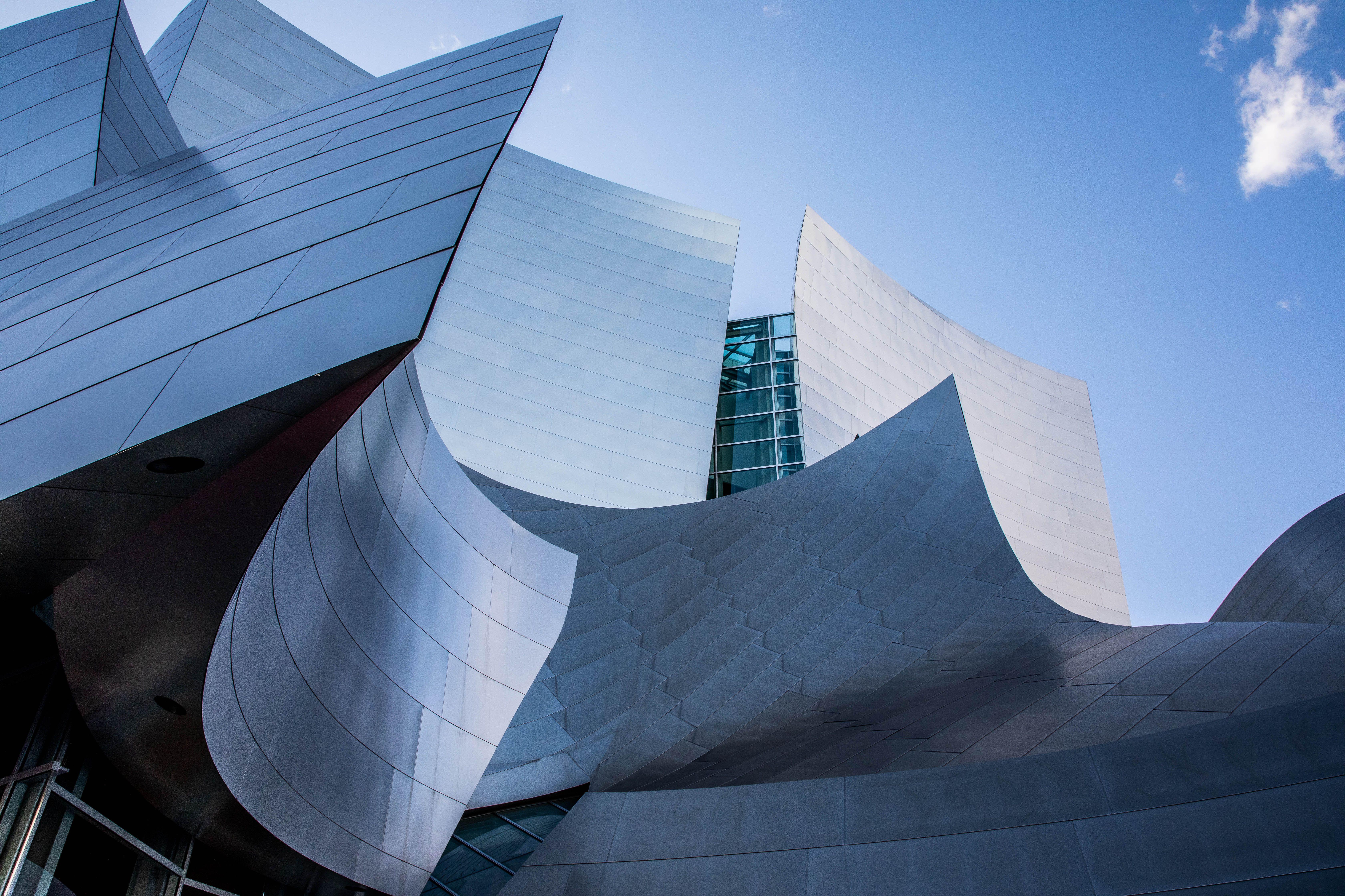 The Disney concert hall