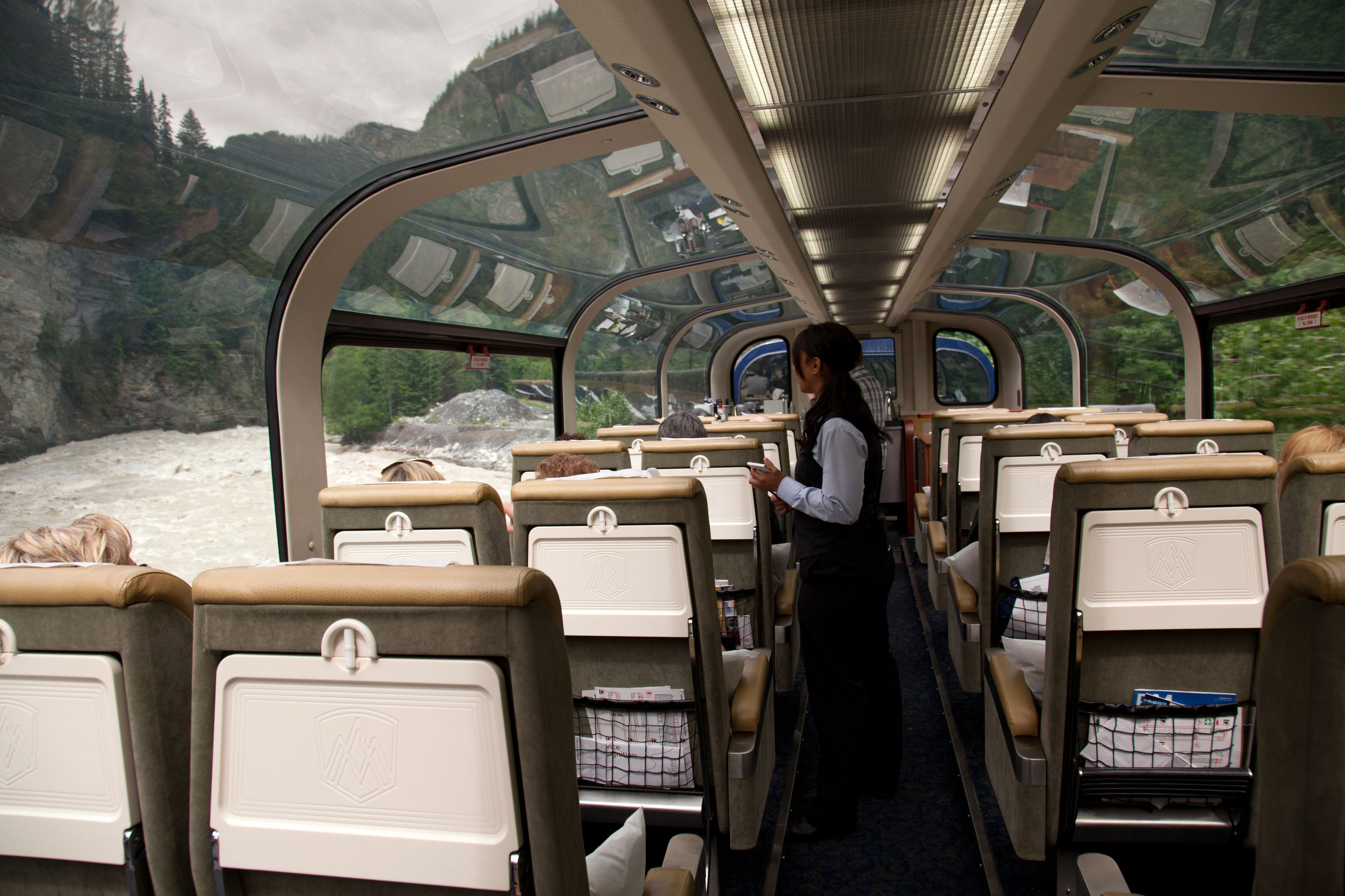 Scenic Train Trips Across Canada