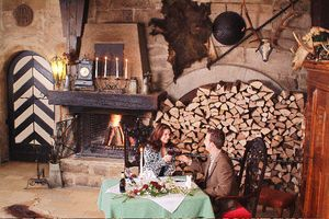 Castle Colmberg Restaurant