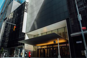 The Museum of Modern Art (MOMA) in New York City