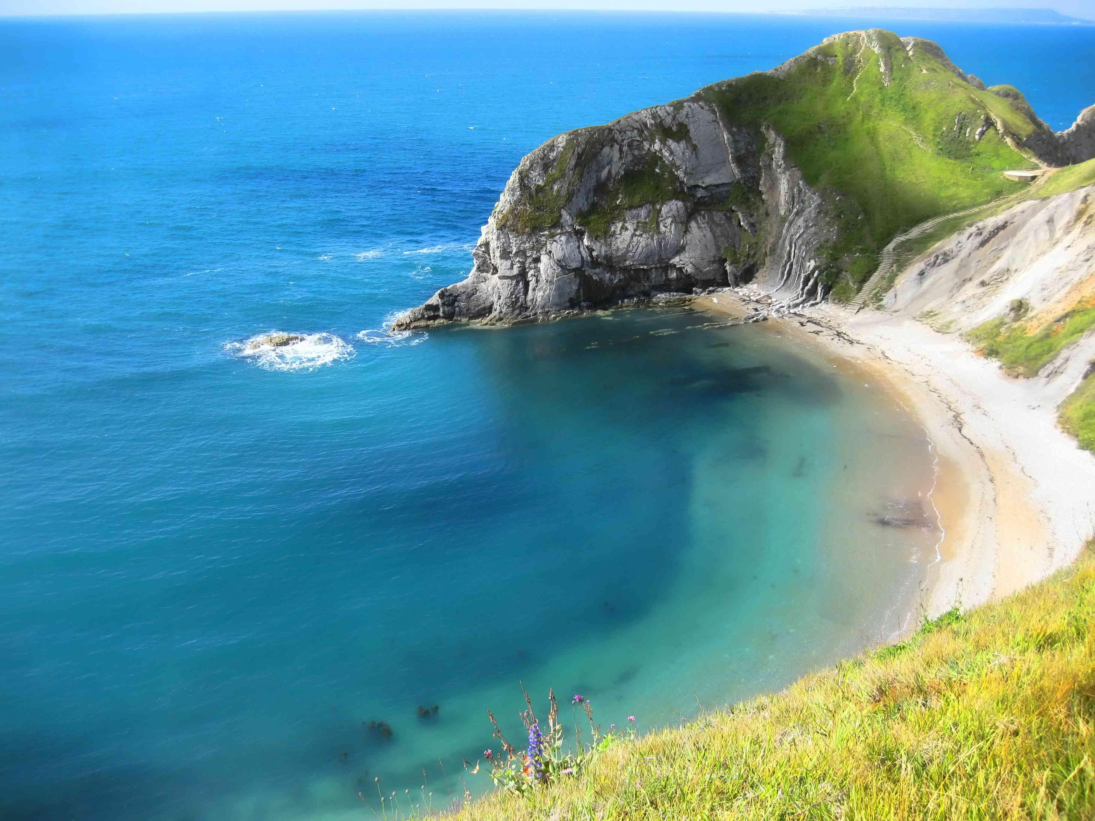 Man of War Bay, Lulworth Cove, Dorset