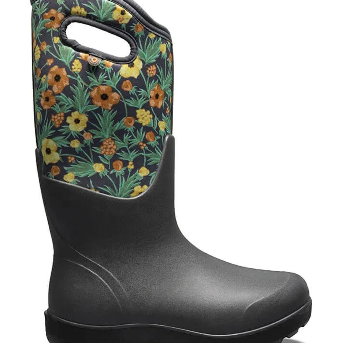 Bogs Neo Classic Tall Vine Floral