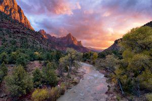 The Watchman, Zion National Park, Utah