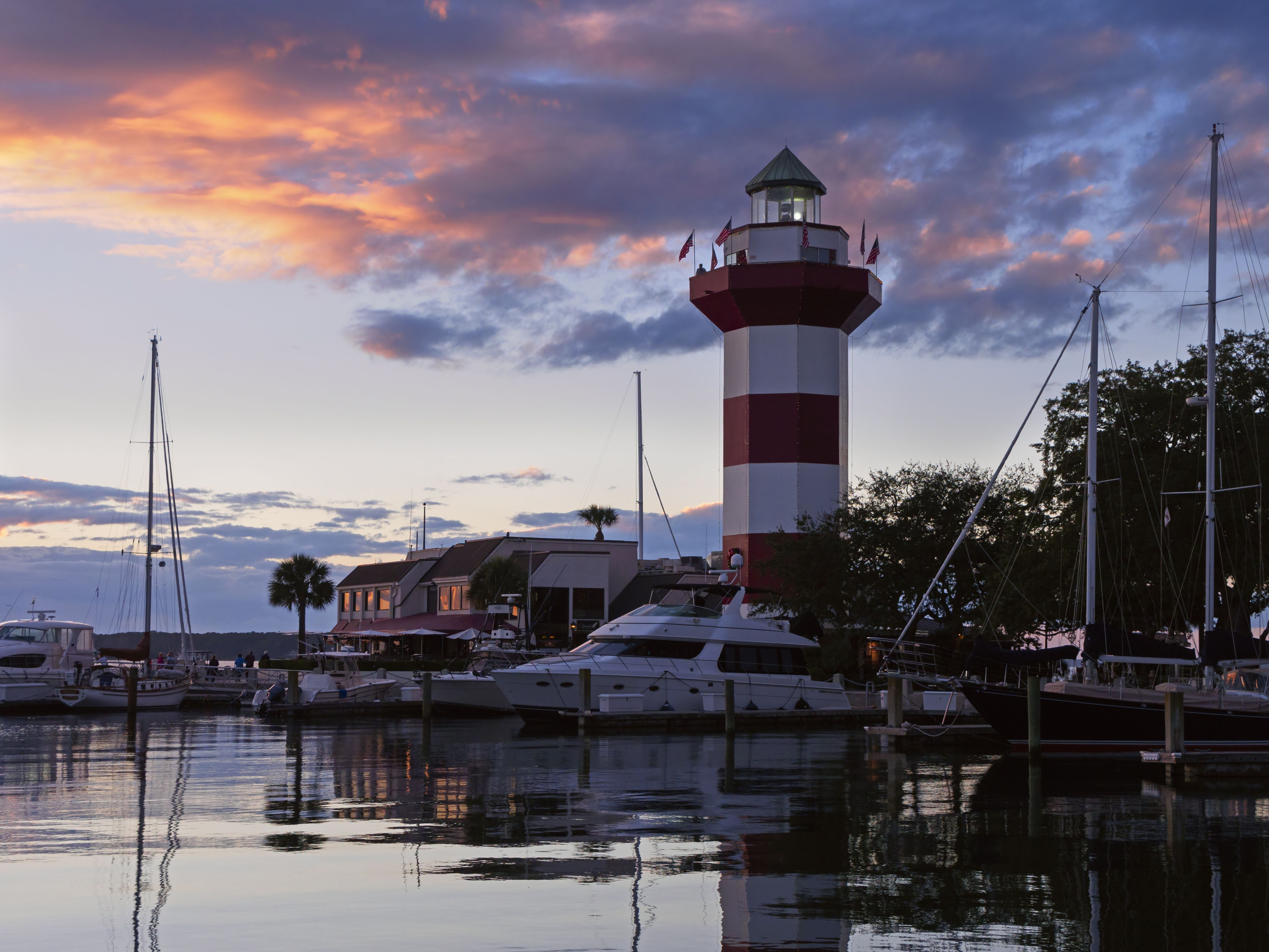 harbour town - HD4750×3563