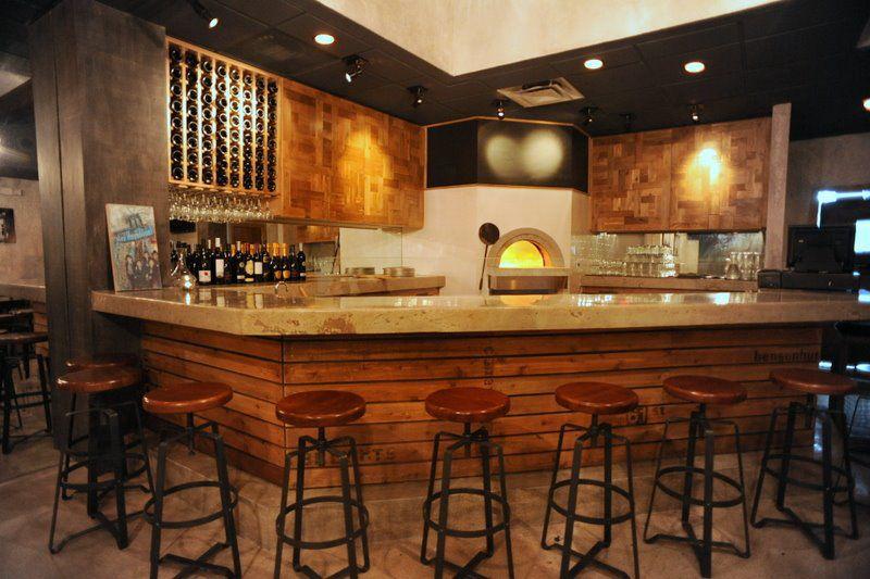 Apizza Brooklyn resto + vino dining room