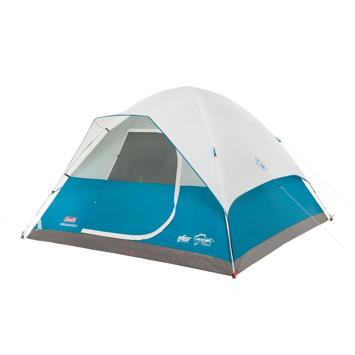 Best for Families  Coleman Longs Peak Fast Pitch Six-Person Dome Tent 5b25af0d7