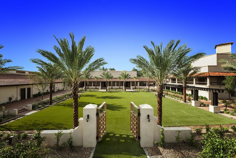 The Scottsdale Resort at McCormick Ranch, A Destination Hotel.