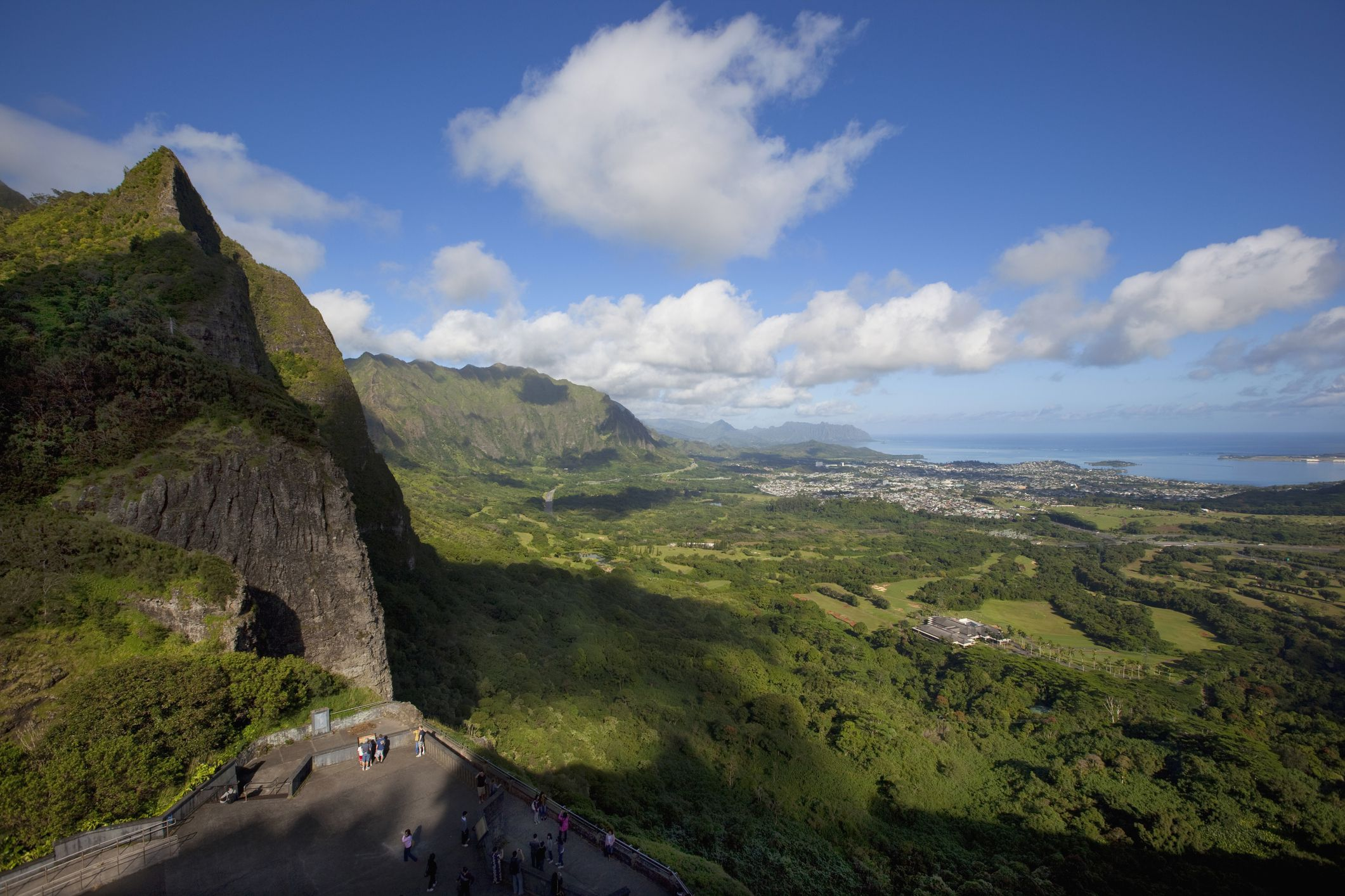 Daytrip To The Windward Coast Of The Island Of Oahu Hawaii