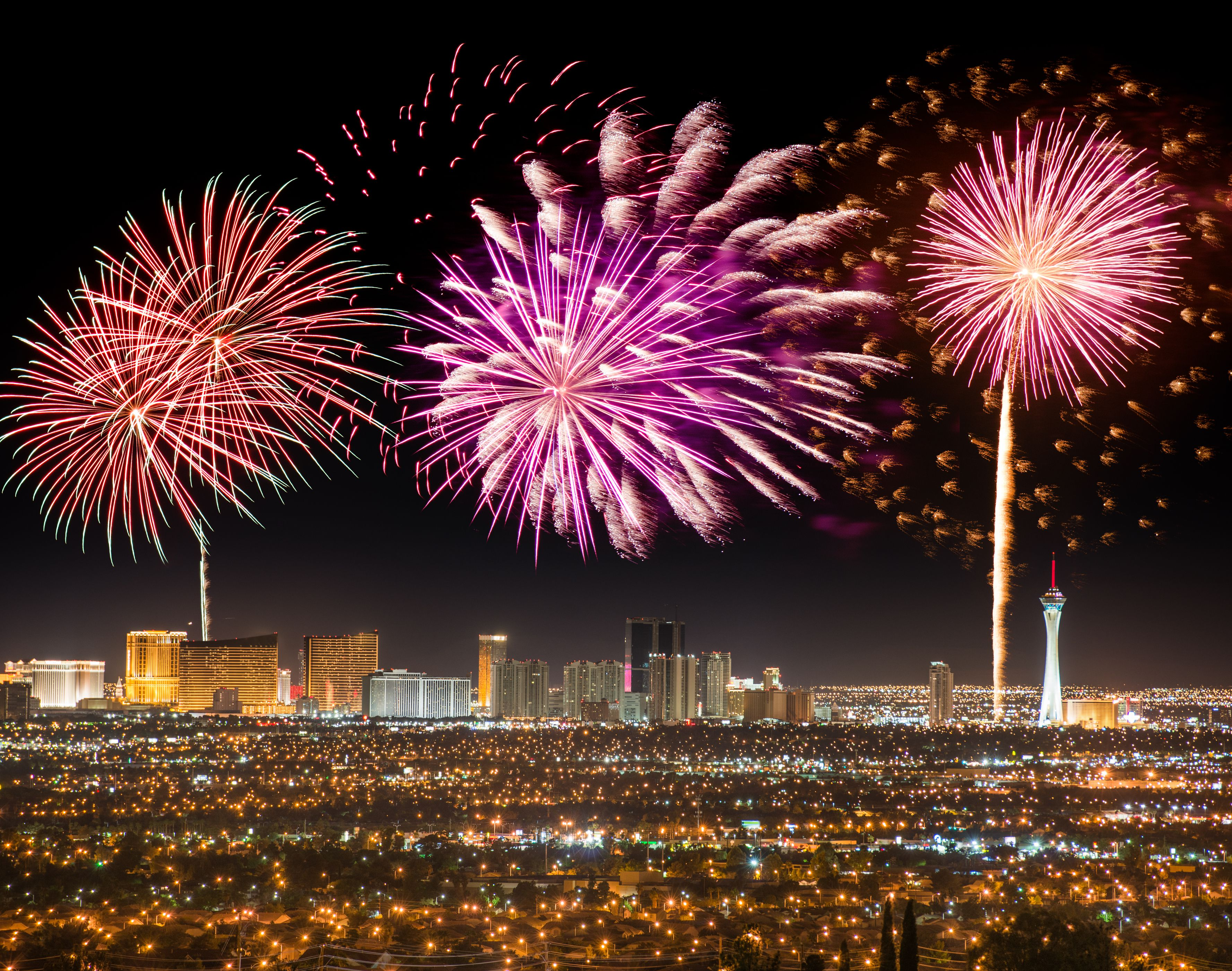 best places to celebrate new years eve in the us