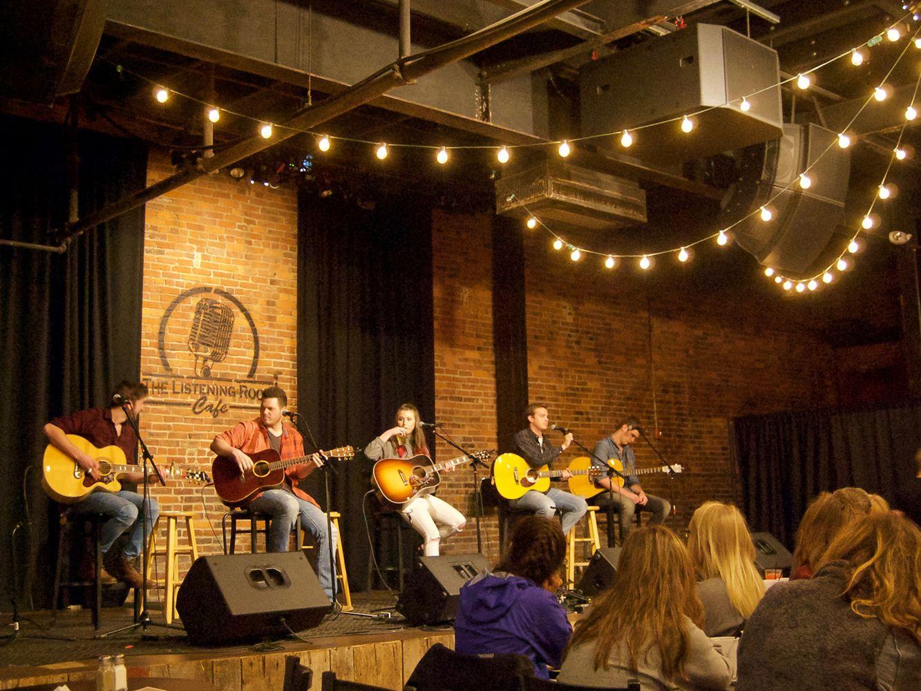 Songwriter Clubs in Nashville