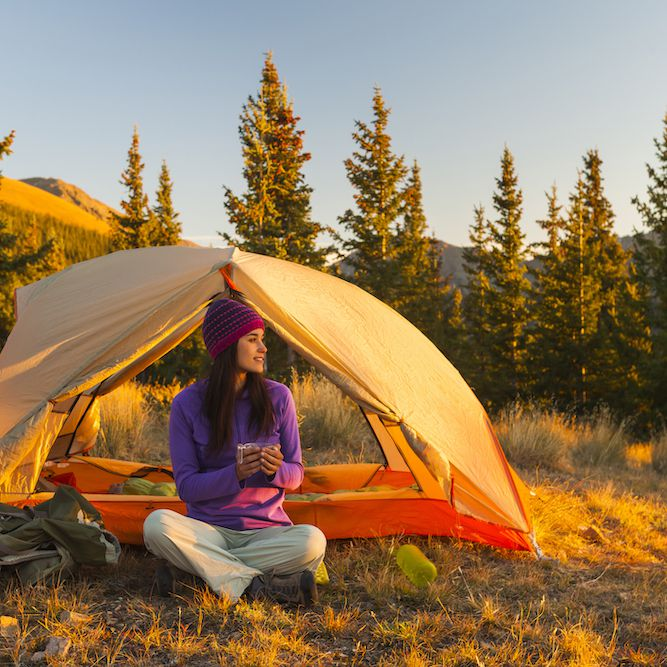 7 Great Destinations for Fall Camping