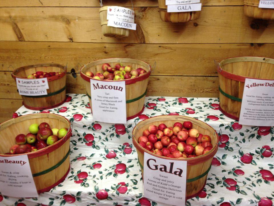 Manzano Mountain Apples