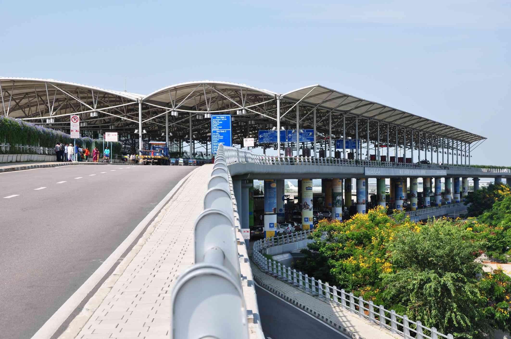 Aeropuerto de Hyderabad