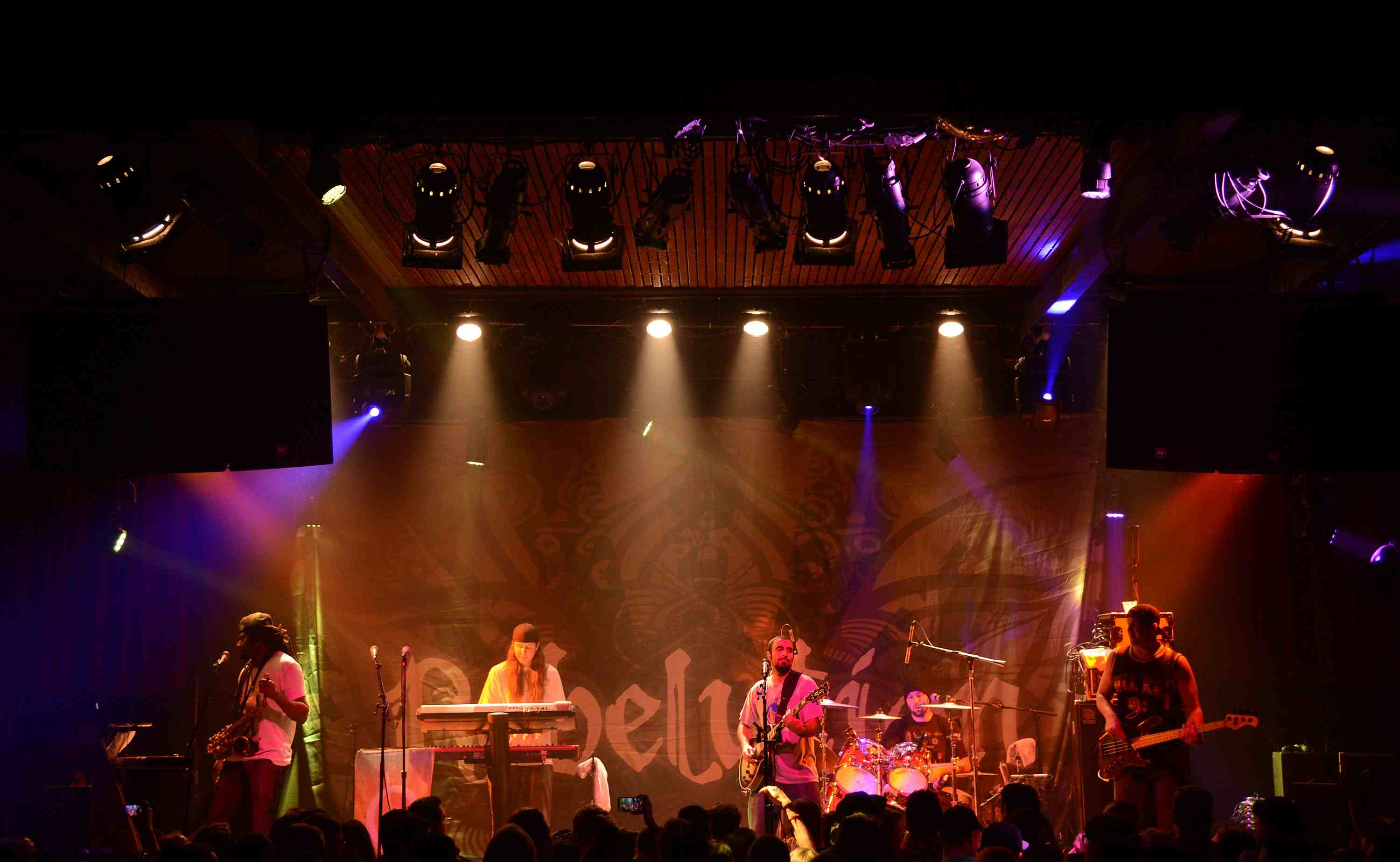 Rebelution 10th Anniversary Show at The Independent