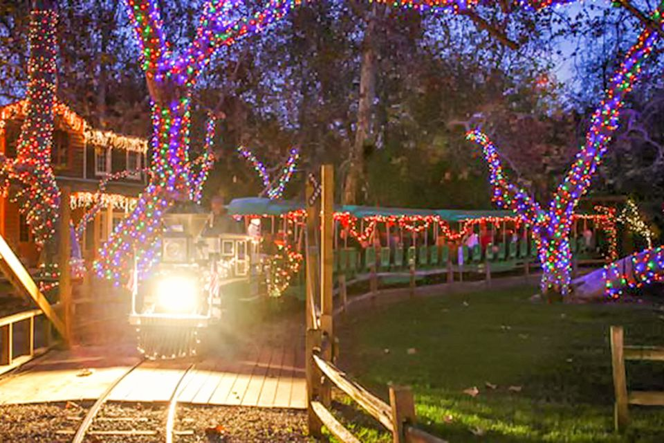 Best Christmas Lights In Orange County