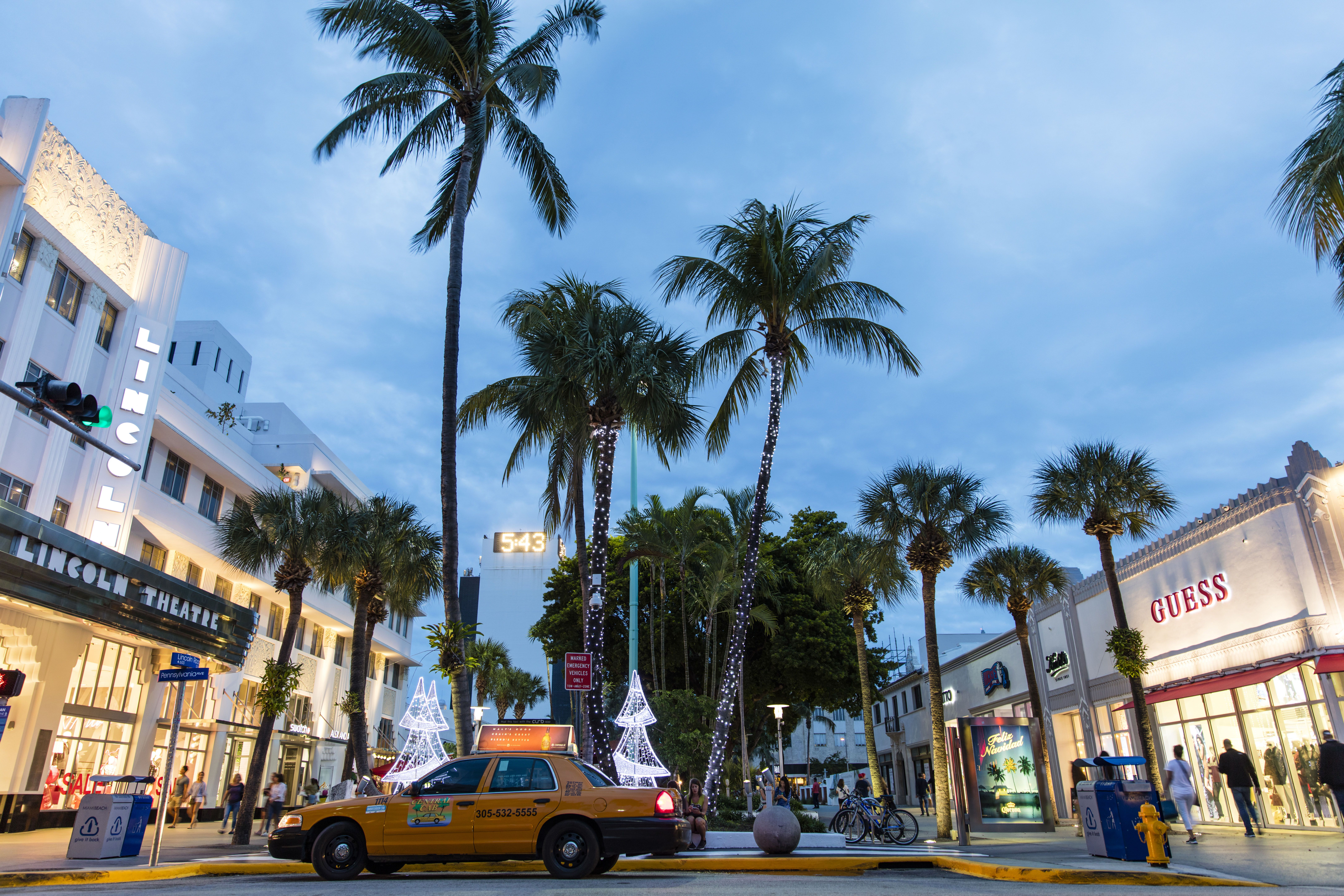 Trendy Lincoln Road