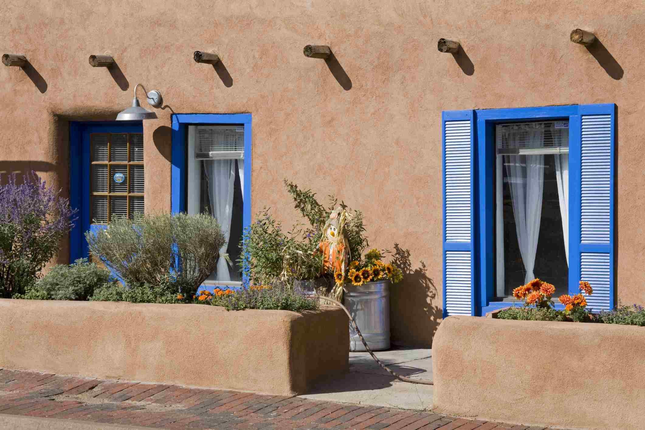 Destination Inspiration: Colors of Santa Fe