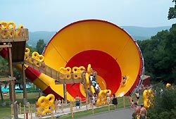 High Anxiety Review Of Funnel Ride At Action Park
