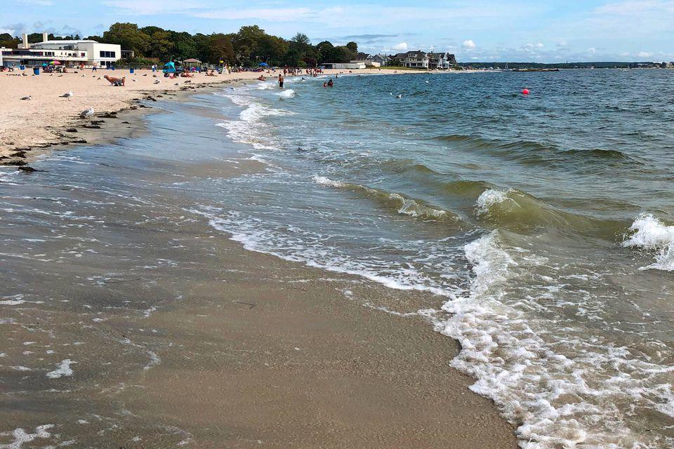 Ocean Beach Park, New London, Connecticut