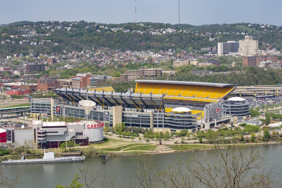 A look at Heinz Field