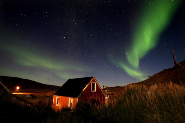The Weather and Climate in Greenland