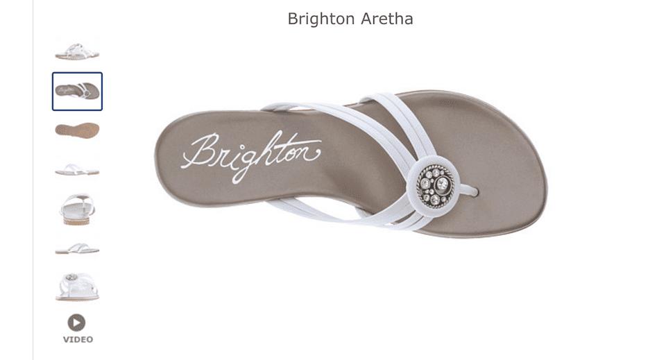 40b9cef1f3ac Bridal Sandals and Honeymoon Flip Flops