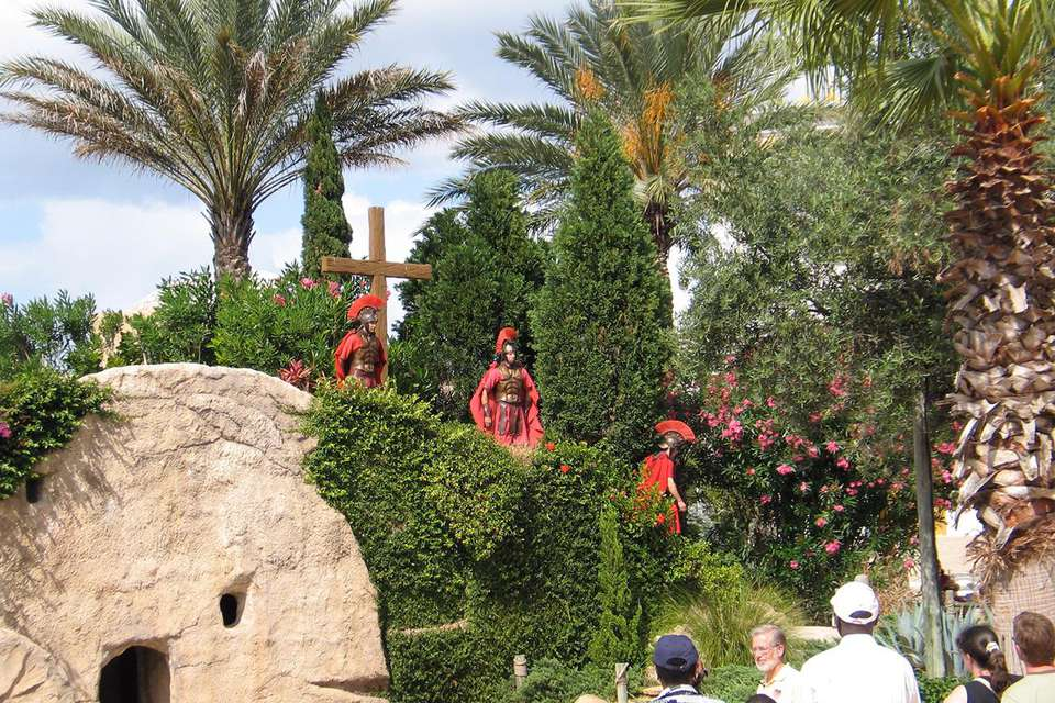 2007 General Council- Passion Play at the Holy Land Experience