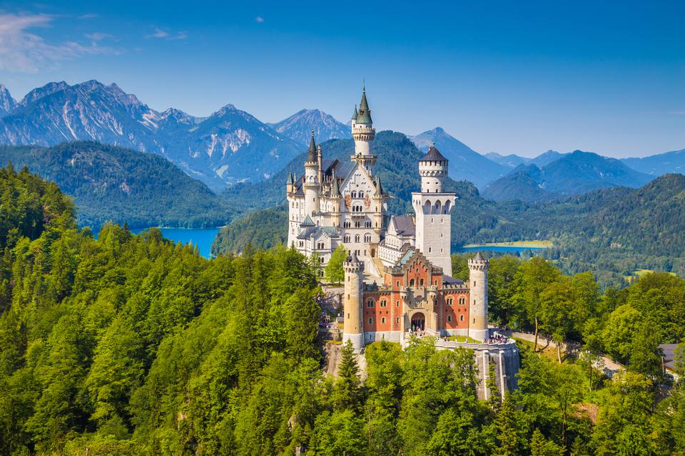 3 great group tours around bavaria