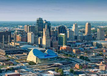 Downtown Kansas City - Southwest view