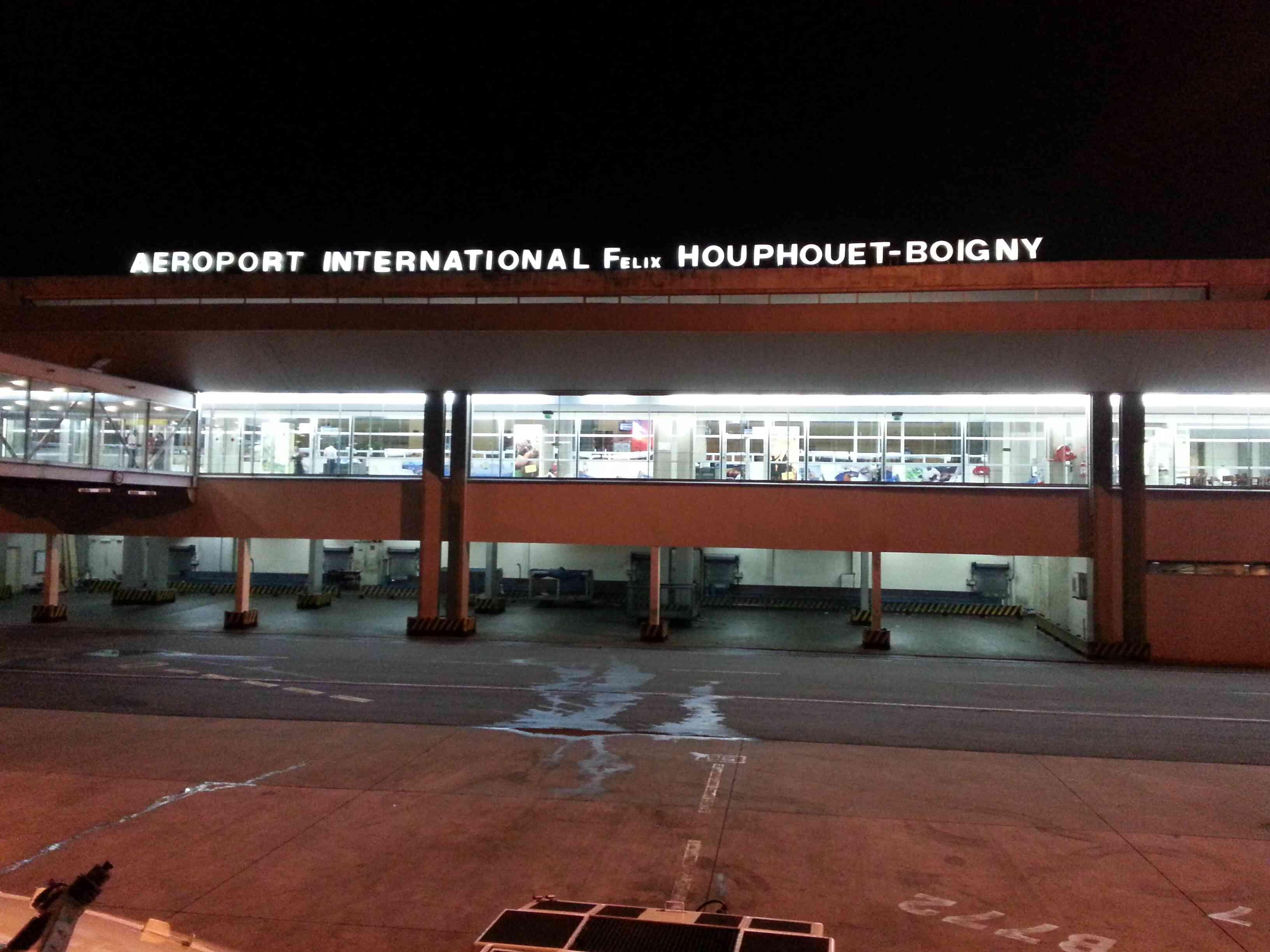 Félix-Houphouët-Boigny International Airport