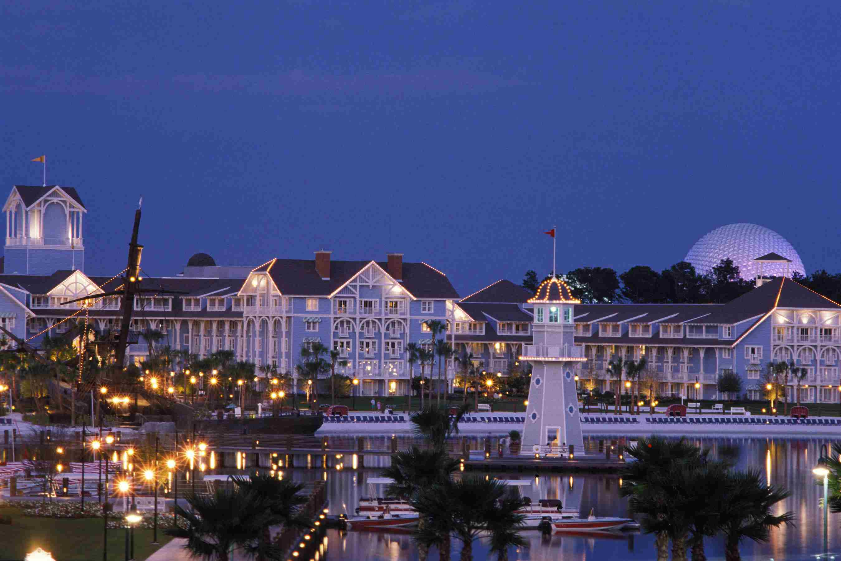 6 Best Beaches At Disney World