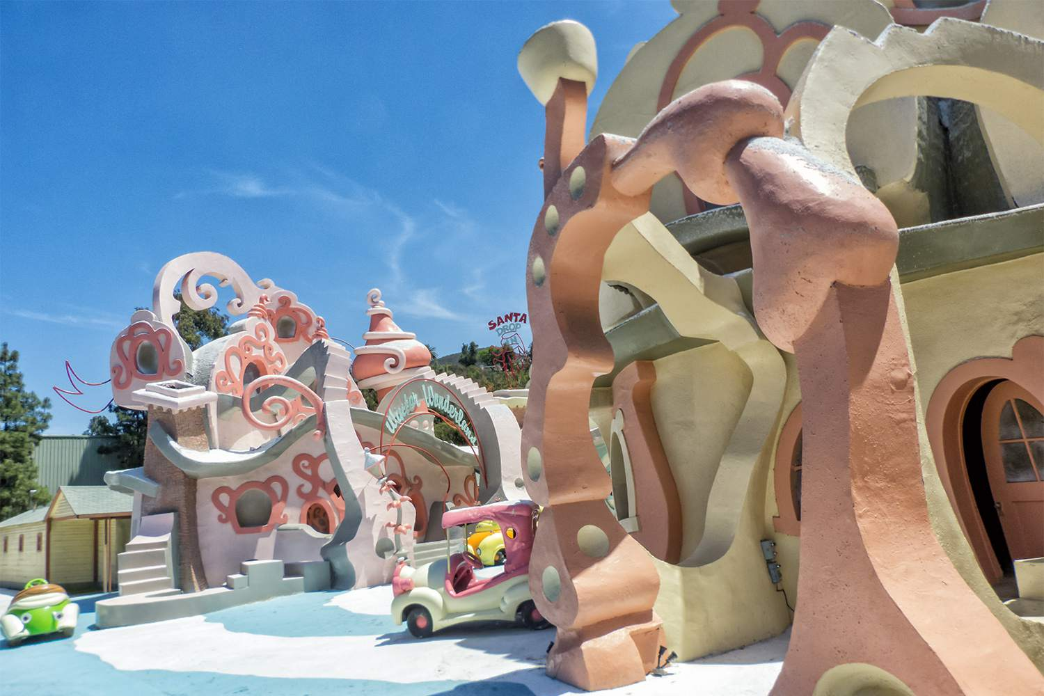 Whoville at Universal Studios