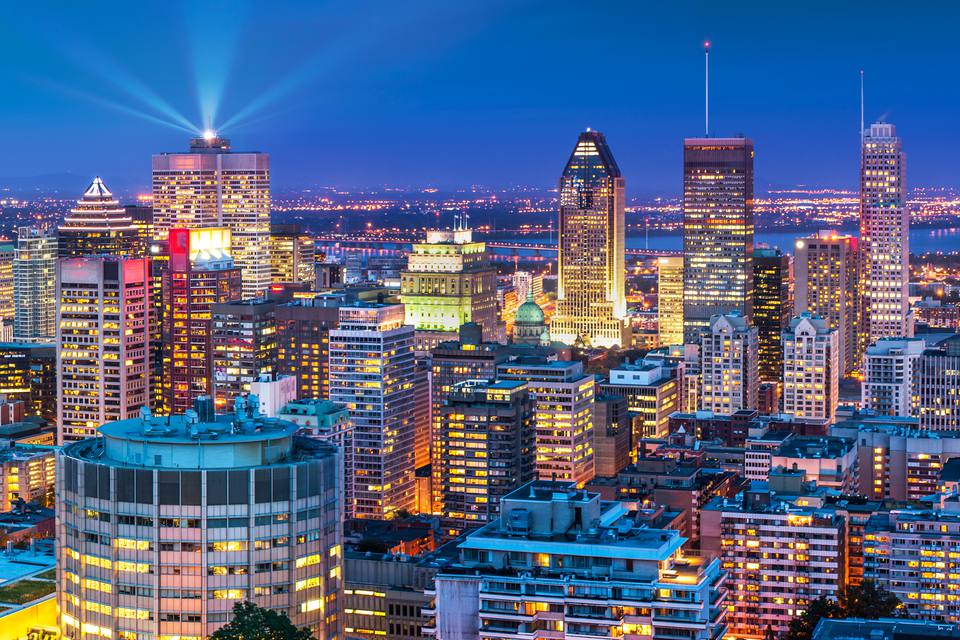 Montreal Upscale Hotels