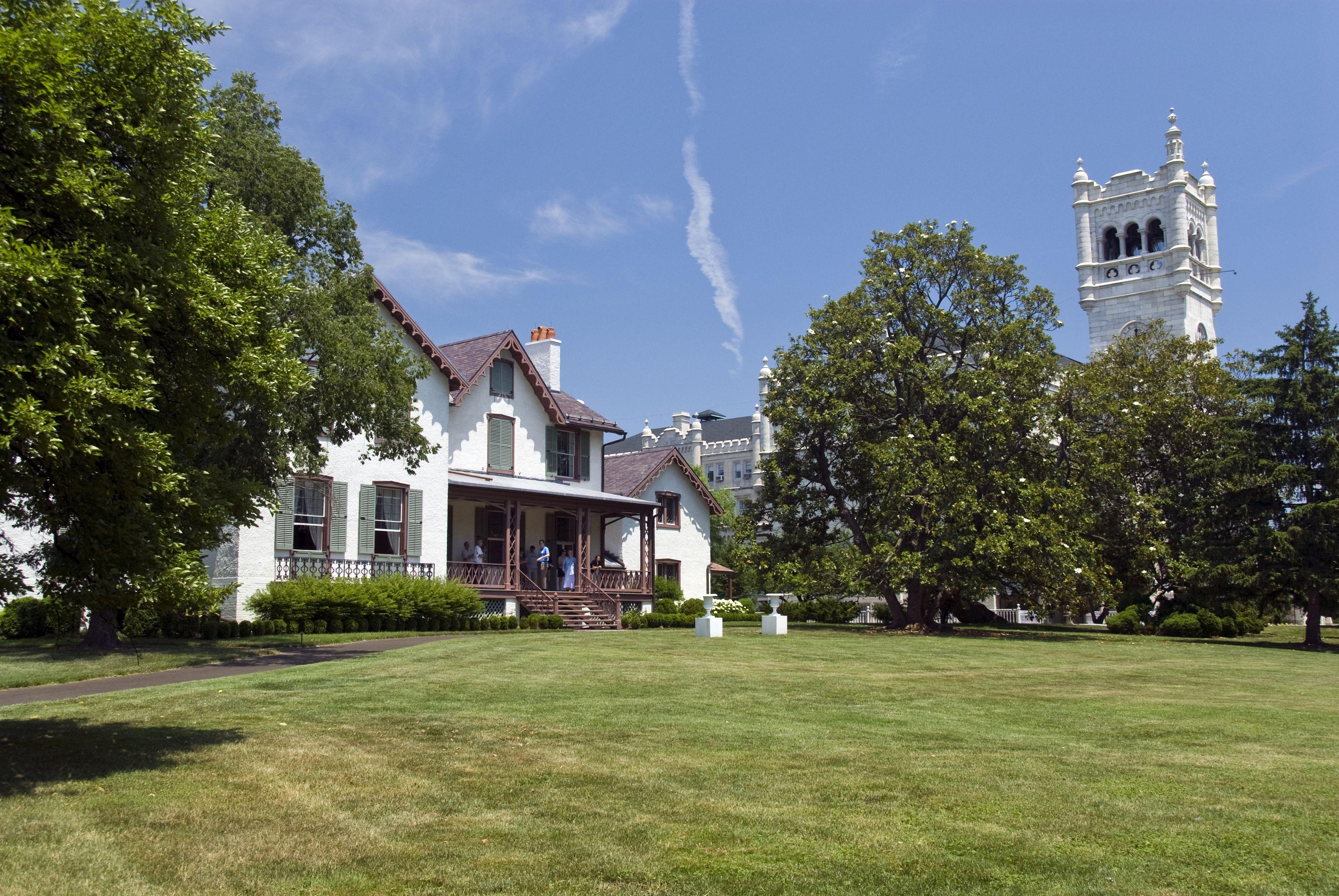 Lincoln Cottage, casa del soldado, Washington DC
